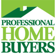 professional home buyers logo